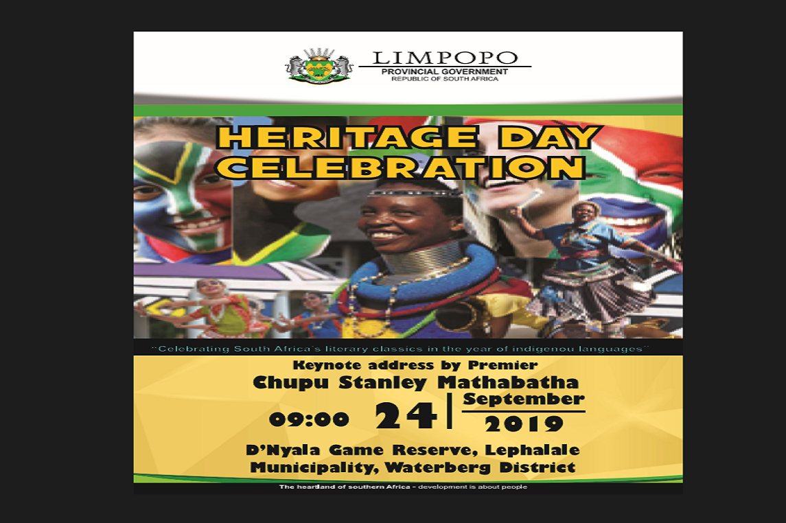 Heritage Day Celebration