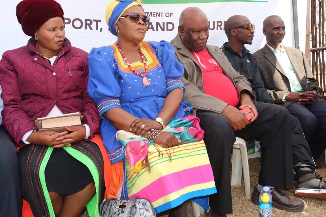 Provincial Indigenous Games held at Polokwane Rugby Fields