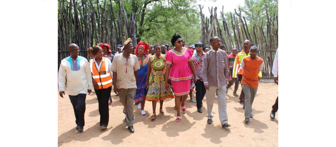 Provincial Ku Luma Vukanyi held at Muti Wa Vatsonga Open Air Museum