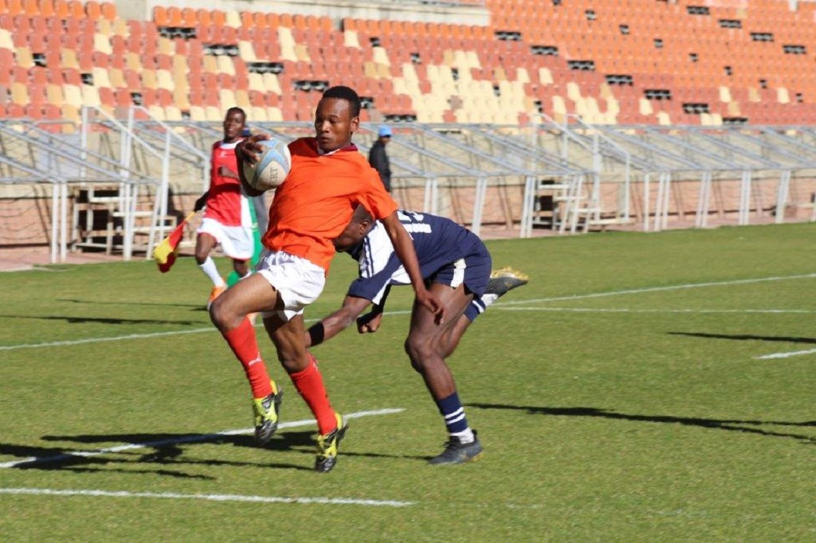 Capricorn District Rugby Club Development games held at Peter Mokaba Stadium