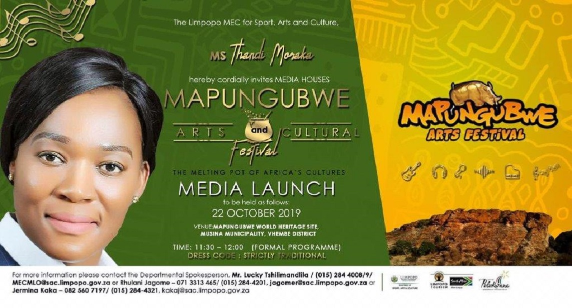 Mapungubwe Launch