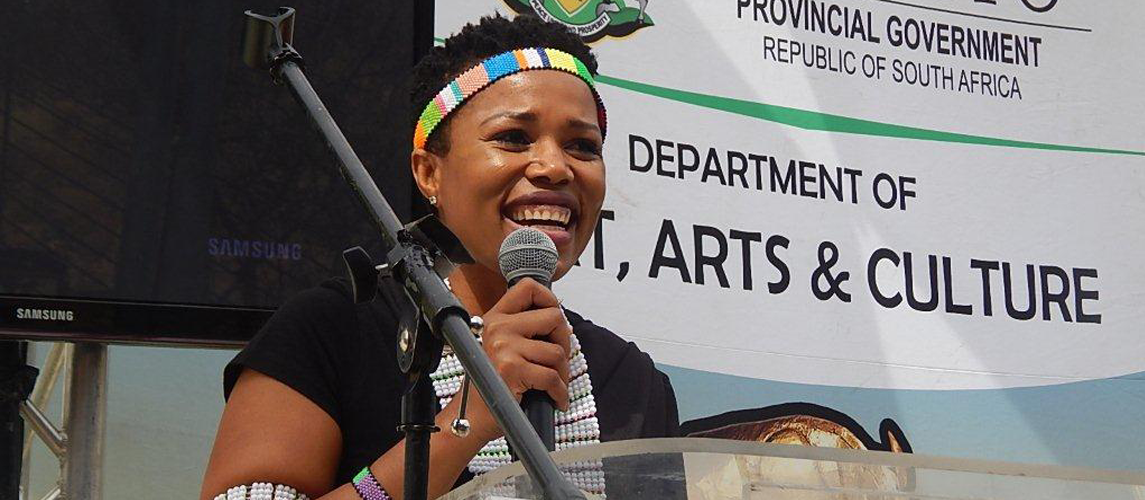 Mapungubwe Arts and Heritage festival launched at the Mapungubwe Heritage Site.