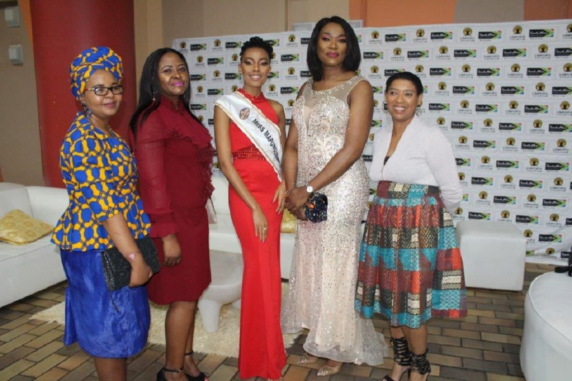 Ofentse Maela crowned the 2019/2020 Miss Mapungubwe during the Mapungubwe Fashion Show and Beauty Pageant held at Jack Botes Hall.