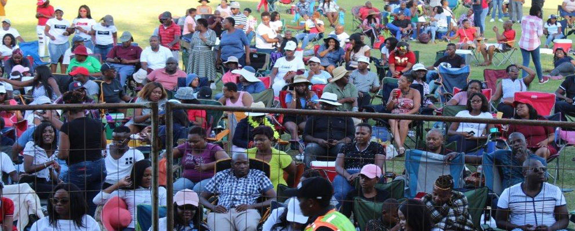 2018 Mapungubwe Music Festival held at Polokwane Cricket Club.