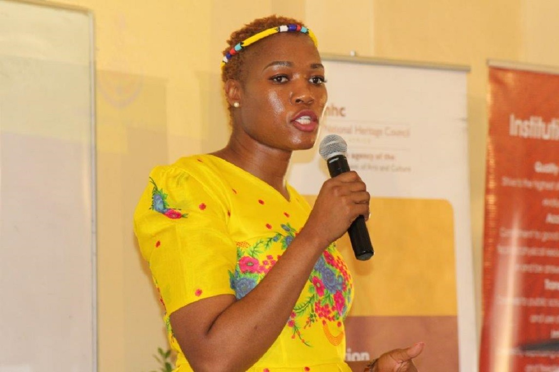 Golden Shields Heritage Awards Public lecture themed The International Year of Indigenous Languages held at the University of Venda